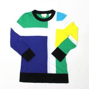 Kate Spade Rylee Sweater Colorblock
